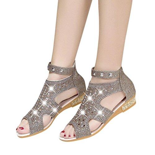 b446191d 30% de descuento Familizo Moda Sandalias Mujer Verano 2018 Sandalias De  Vestir Mujer Sandalias Chanclas