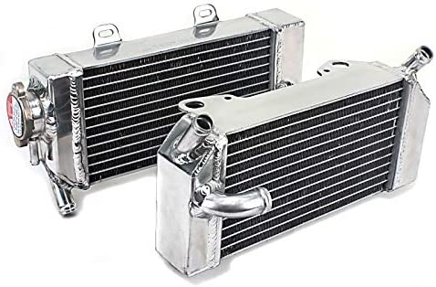 Enfriador Radiador para Honda CRF 250 X 04-17 Izquierdo Derecho par