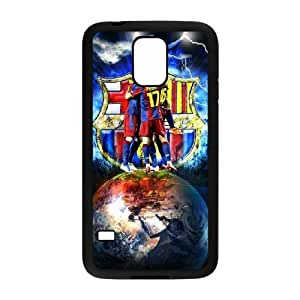 SamSung Galaxy S5 cell phone cases Black Barcelona fashion phone cases TRD4564009