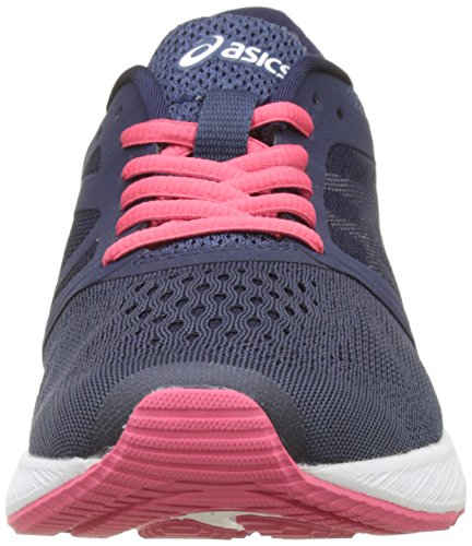Silver Colores Blue Rouge para Asics Running Red FF Insignia de Zapatillas Mujer Roadhawk Varios Hw1P8gxvq