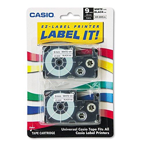 - Casio Label Printer Tape For Cwl-300 2pk