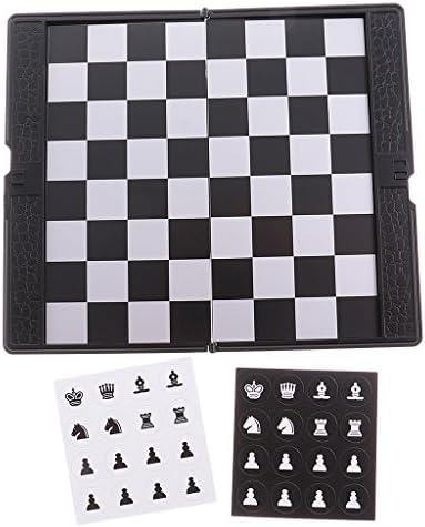 Sharplace Plegable Mini Magnético Bolsillos Juego de Mesa 1708-C Regalos Accesorios Bolsas Equipo de Viaje: Amazon.es: Juguetes y juegos