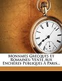 Monnaies Grecques et Romaines, Maurice, 1274850177