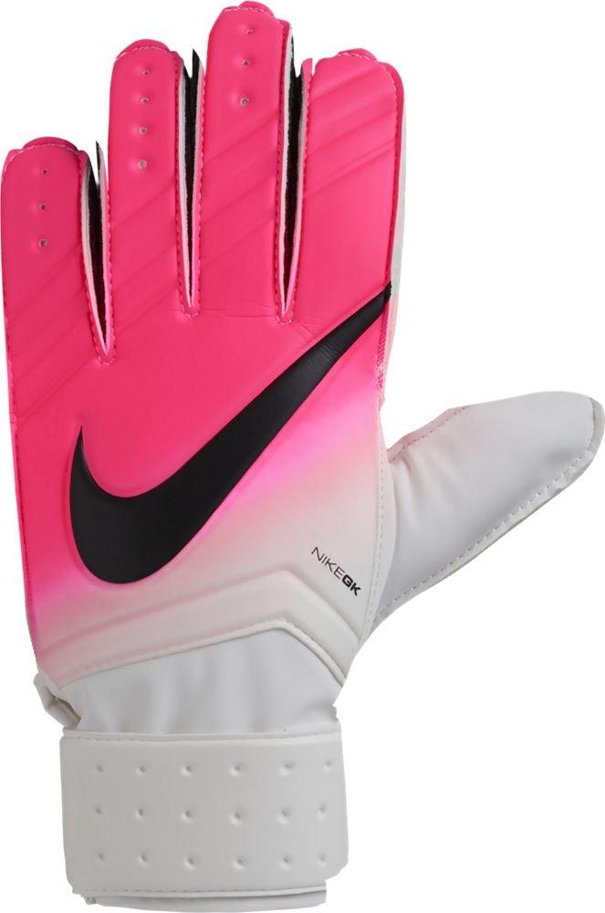 Nike Match Goalkeeper Football Glove Torwarthandschuhe pink, Größe Equipment 8, Farbe Nike Weiß RACER PINK BLACK