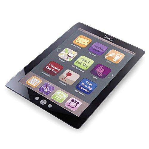 Smart App - iPad Glass Serving Platter ()