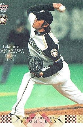 Amazon | ベースボールカード2007 日本ハムファイターズ 金澤健人 ...