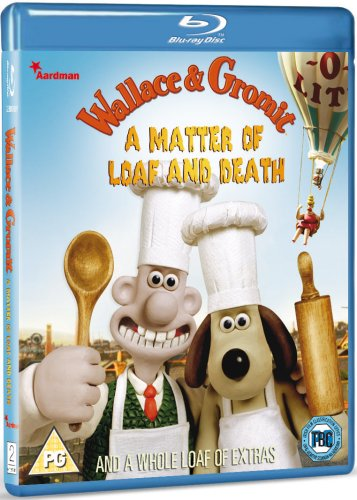 Wallace & Gromit: A Matter of Loaf and Death [Blu-ray]