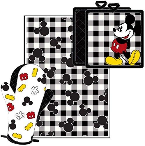 Disney Mickey Kitchen Towel 3 Piece