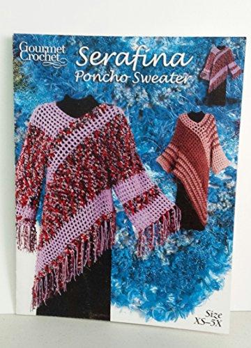 Gourmet Crochet Serafina Poncho Sweater