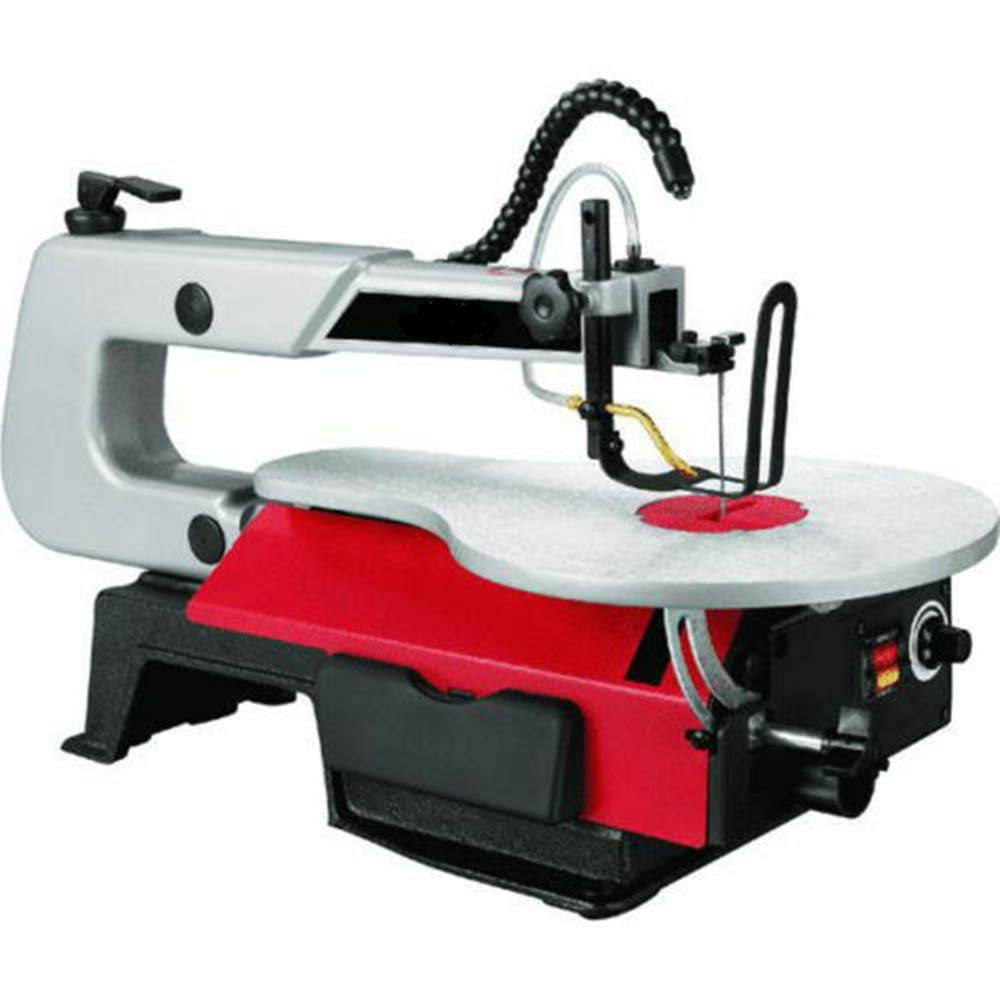 New Benchtop Scroll Saw with LED worklight 3335-07 1.2 Amp 16 in.-Excellent stability (Only 3 sets left) by Nice1159