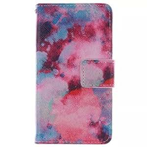 Jepson Funda Tipo libro LG G2 / D802 Cuero Carcasa PU Leather Case Flip Piel Cover Cierra Magnético con Función Soporte y Ranuras para la Tarjeta de Débito crédito de Piel de la PU Cubierta Caso