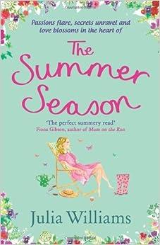 Book The Summer Season by Julia Williams (2011-06-23)