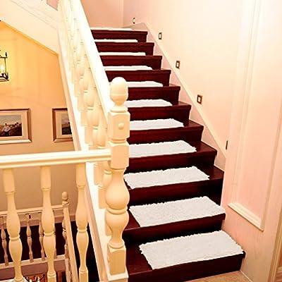 Alfombras y moquetas Alfombra Alfombra Escaleras para el hogar, antideslizante resistente al desgaste almohadilla para el