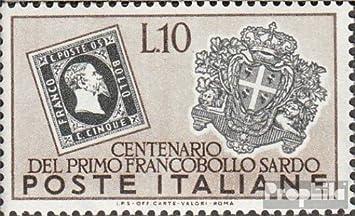 Prophila Collection Italia Michel.-No..: 845 1951 F.P. Michetti (Sellos para los coleccionistas) Sello en Sello: Amazon.es: Juguetes y juegos