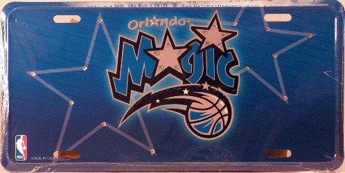 - NBA Orlando Magic Street Flair Plate
