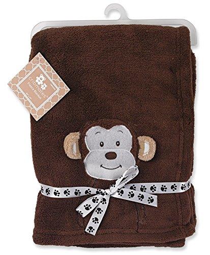 regent-baby-crib-mates-monkey-blanket-brown