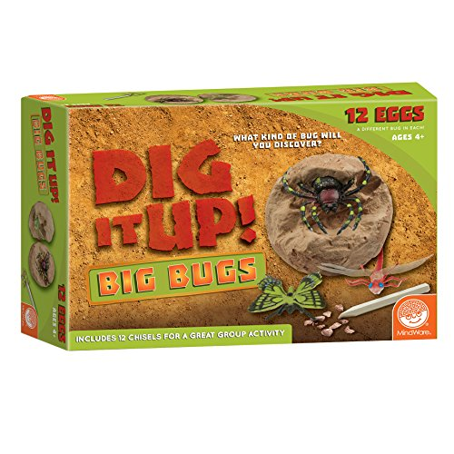 Dig It Up Big Bugs product image
