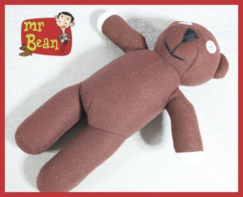 Bear Bean Plush Mr Teddy (Stuffed [of] Mr.Bean Mr. Bean teddy bear (japan import) by Oz planning)