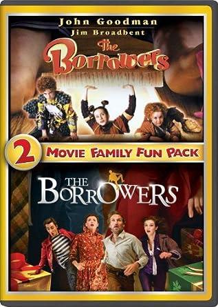 Borrowers 2-Movie Family Fun Pack [Reino Unido] [DVD]: Amazon.es ...
