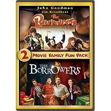 The Borrowers 2-Movie Family Fun Pack