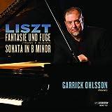 Liszt: Fantasie und Fuge (Trans. F. Busoni); Sonata in B Minor