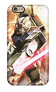 9605555K67843568 Tpu Shockproof/dirt-proof Gundam Wing Cover Case For Iphone(6)