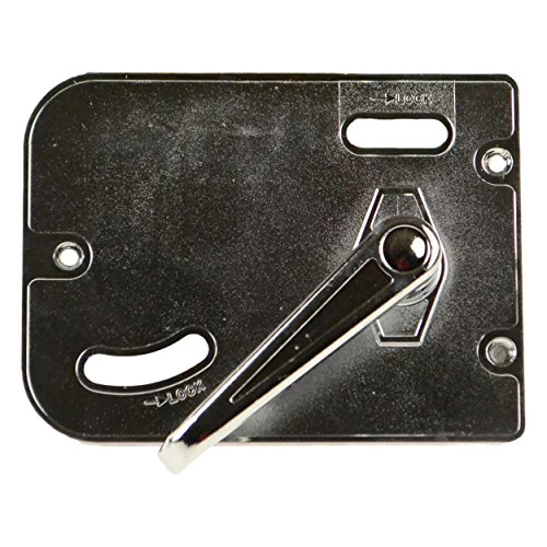 Tri Mark 11022 05 Entrance Door Latch Plate Cover Assembly