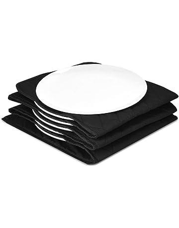 Navaris calentador de platos eléctrico XXL - Calientaplatos de 30 x 30 x 3CM y 32