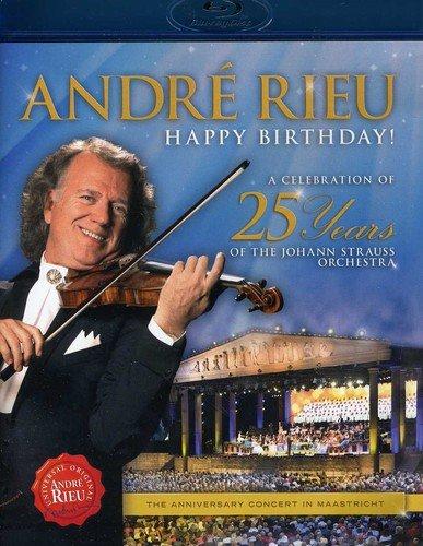 Happy Birthday: Celebration of 25 Years [Blu-ray] [Import] B00AZEWBV2