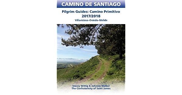 Amazon.com: Camino Primitivo Guidebook: Pilgrim Guides ...