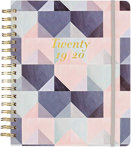 (2019-2020 Academic Planner - Weekly & Monthly Planner with Tabs, Thick Paper, 8