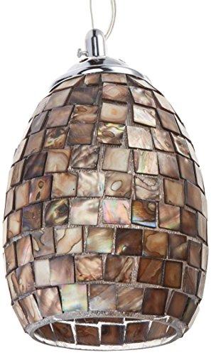 Mosaic Shell Pendant Light in US - 8