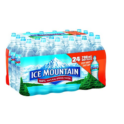 Ice Mountain Brand Natural Spring Water, 23.7 oz ()