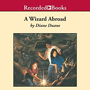 A Wizard Abroad Audiobook