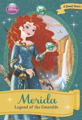 merida-legend-of-the-emeralds-disney-princess-early-chapter-books