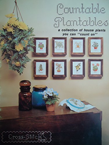 Countable Plantables: Counted Cross Stitch
