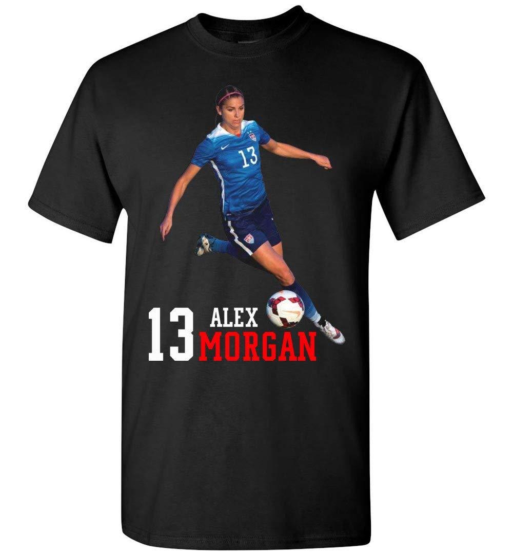 Soccer Usa Team Alexmorgan 13tshirt