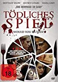 T??dliches Spiel-Would You Rather? [Import allemand]