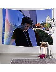 Tiffnicity Payton Moor-Meier - Arazzo Morbido da Appendere alla Parete, con Decorazioni artistiche Divertenti per la casa, Camera da Letto, Soggiorno, dormitorio