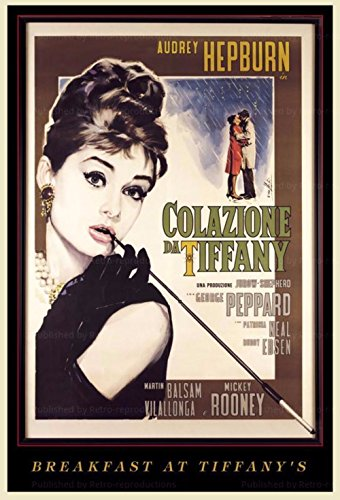 tiffany and co poster