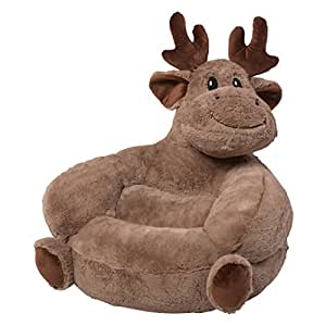 Price ...  sc 1 st  Amazon.com & Amazon.com: Trend Lab Childrenu0027s Plush Chair Moose: Baby