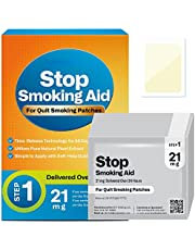 Quit Smoking Aid-Step 1,Stop Smoking Patches - Delivered Over 24 Hours Transdermal System to Stop Smoking Aids That Work