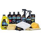 Meguiar's Ultimate Car Care Kit - Premium Detailing Kit For Your Car - G55048