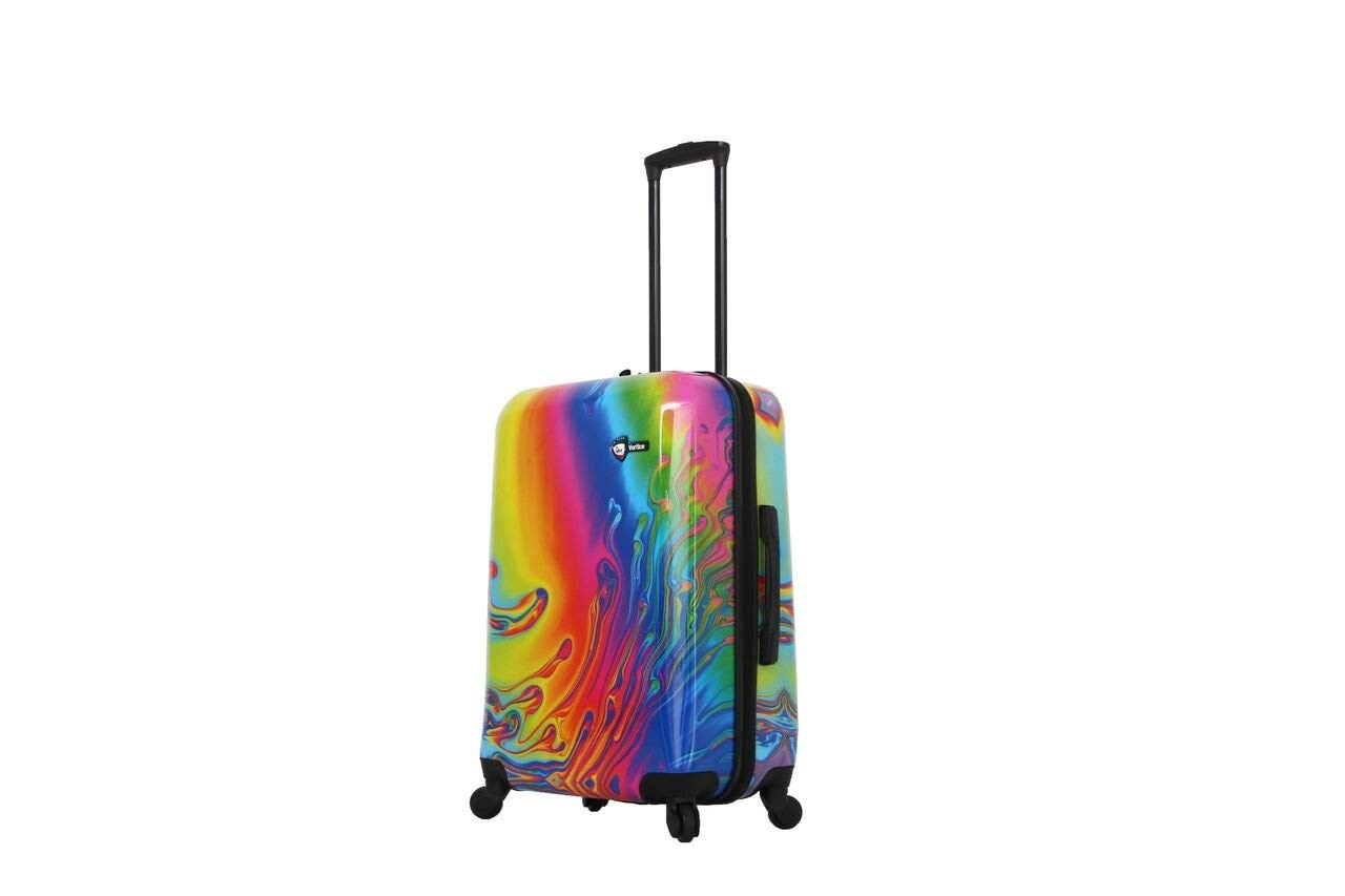 Mia Toro Italy-Vortice Hardside 24 Spinner Luggage