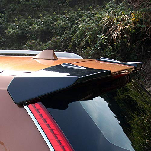 nissan rogue spoiler wing - 7