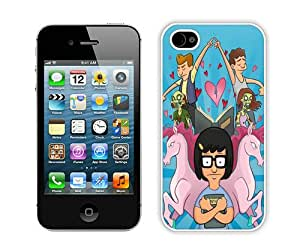 Fashionable And Durable Designed Case For iPhone 4 With Bob's Burgers 11 (2) Phone Case