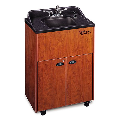 Ozark River Portable Sinks ADSTC-AB-AB1N Premier Series by Ozark River Portable Sinks