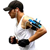 Dealpeak Sports Running Jogging Gym Cycling Adjustable Belt Cellphone Armband Case Cover Holder for 3.5