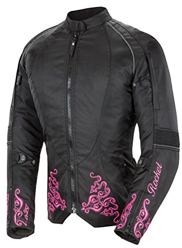 Womens Motorcycle Street Textile Jackets - 1