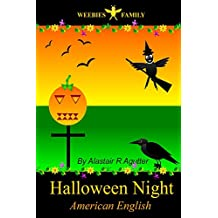 Children's Weebies Family Halloween Night American English: American English Language Full Color